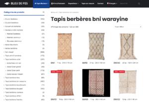 création d'un site internet e-commerce créatif de l'agence de communication apppy à Lourdes représentant les montagnes des Pyrénées en France
