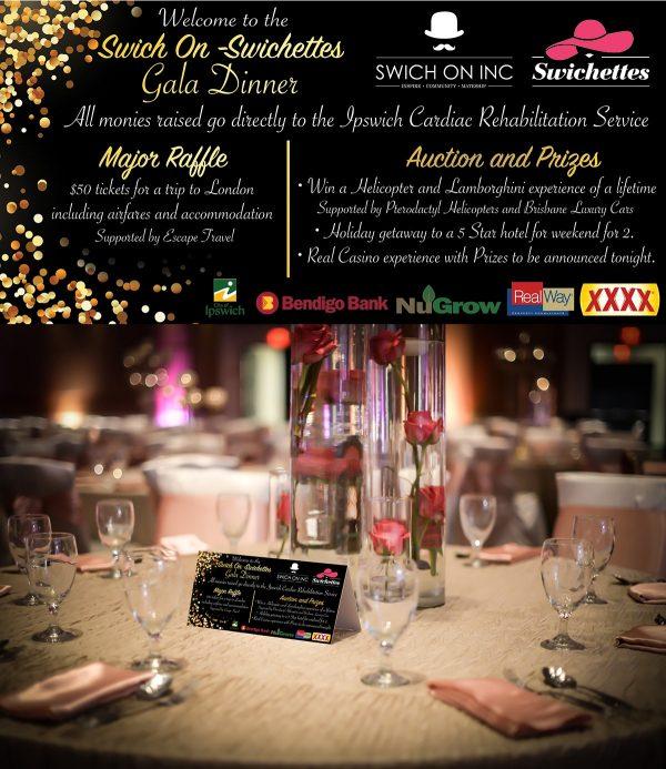 Flyer pour un événement du Lions Club Rotary Club à Lourdes Pyrénées 2020