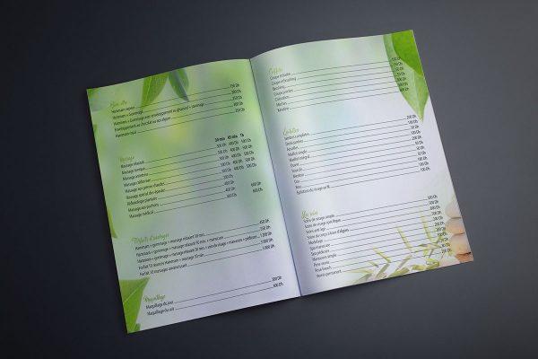 création de menus et brochures à Lourdes et Pyrénées avec Appy, l'agence de création digitale 2020