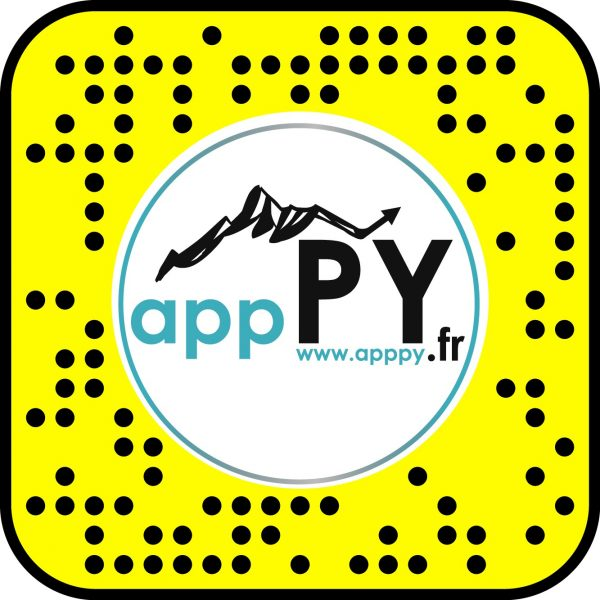 snapcode filtre apppy