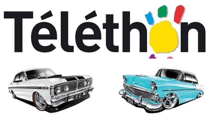 Dans le cadre du Téléthon, le samedi 23 novembre, une randonnée et véhicules anciens