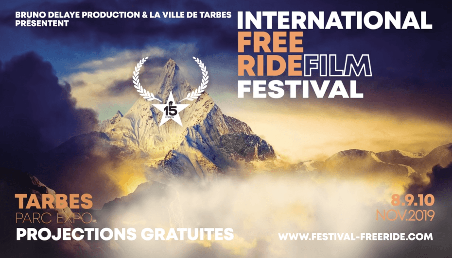 International Freeride Film festival à Tarbes
