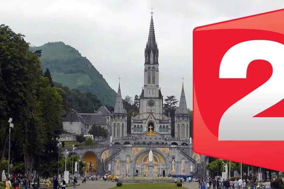 Messe du sanctuaire notre-dame de lourdes diffusée sur la chaine France2