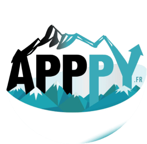 logo apppy agence de communication à lourdes pau tarbes pyrénées 65000 64000