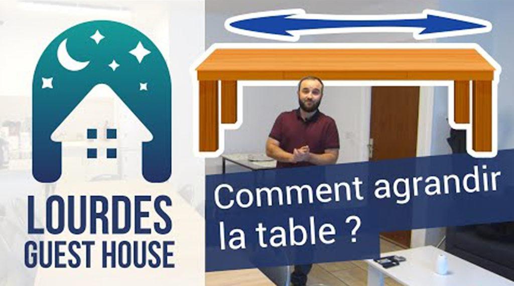 Publicité pour Lourdes Guest House