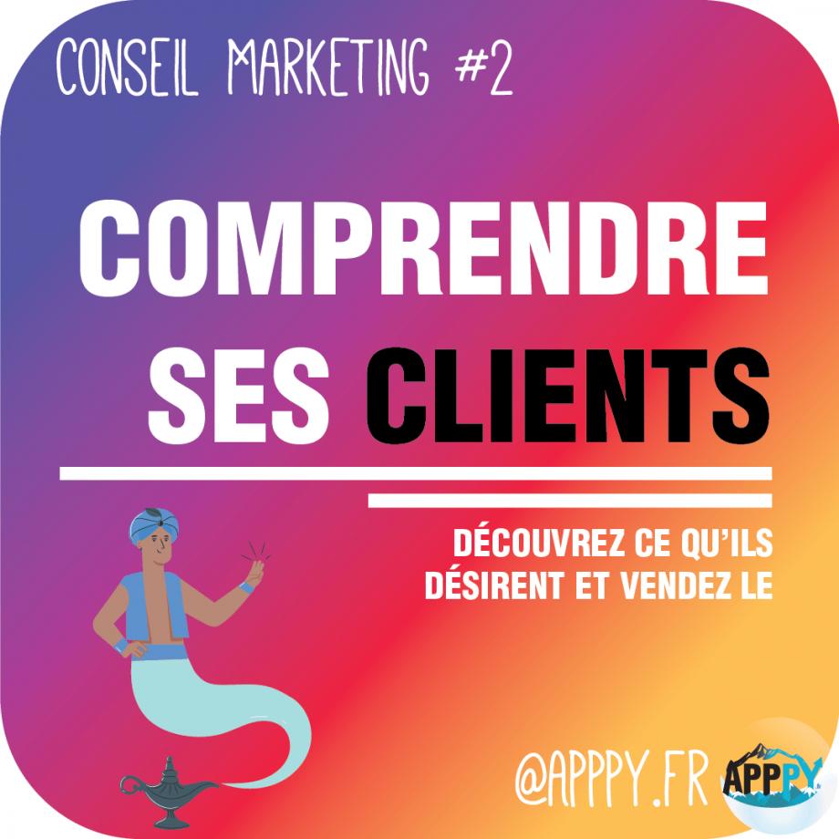 Conseil #marketing #2 : Comprendre ses clients à Pau