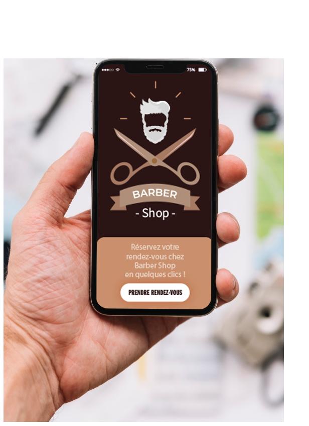 agence de création de site web à Pau pour coiffeur