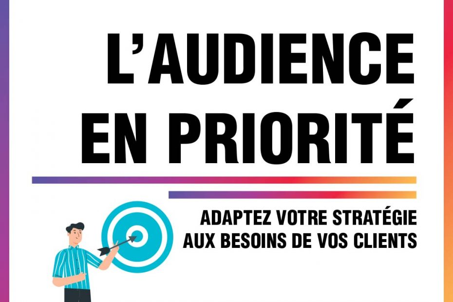Conseil marketing #19 : L'audience en priorité