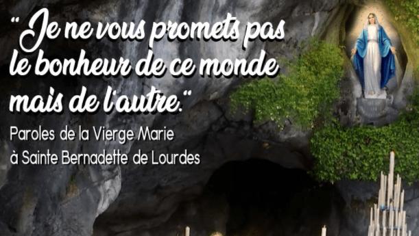 Lourdes TV en direct de la Grotte de Lourdes