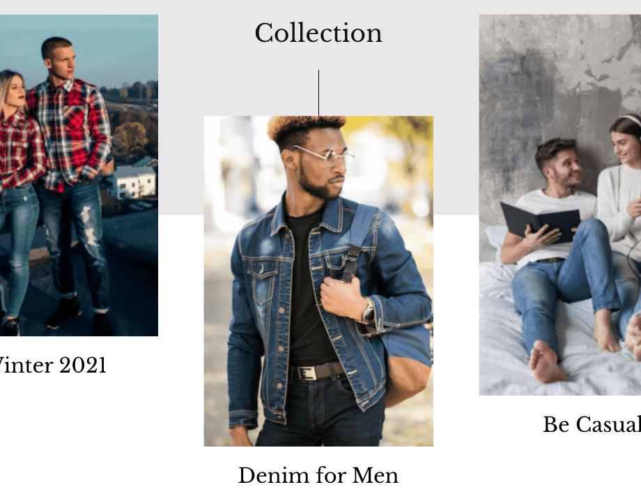 Jean durable Sustainable denim